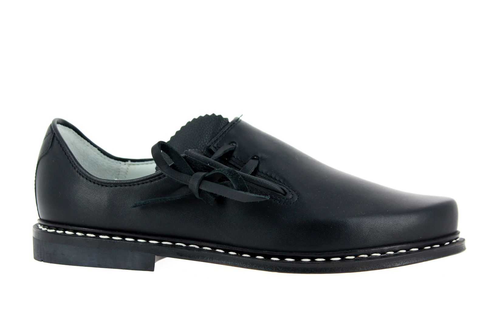 Meindl Traditional Shoe KÖSSEN BLACK BOXCALF