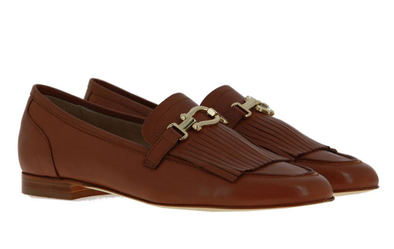 Luca Grossi loafer VIKING CUOIO