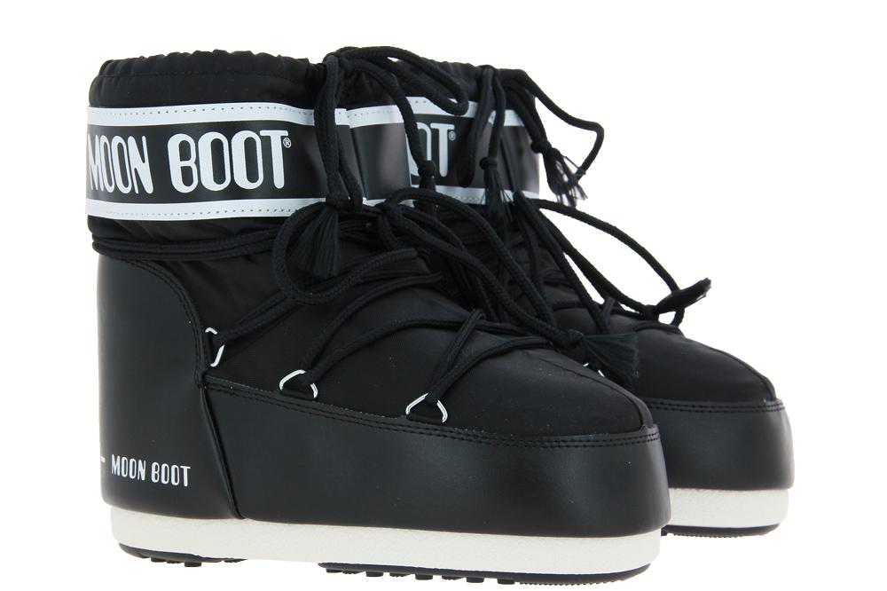 Moon boot CLASSIC LOW 2 BLACK