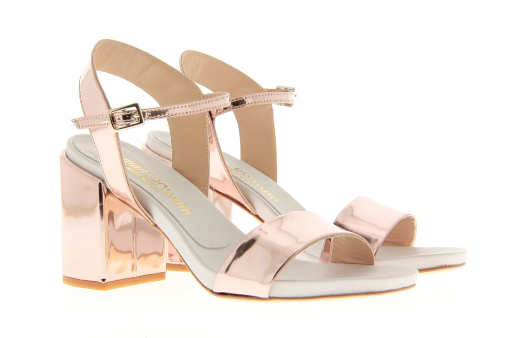 Hartian-Bourdin sandals JET3 GINGINI ROSE