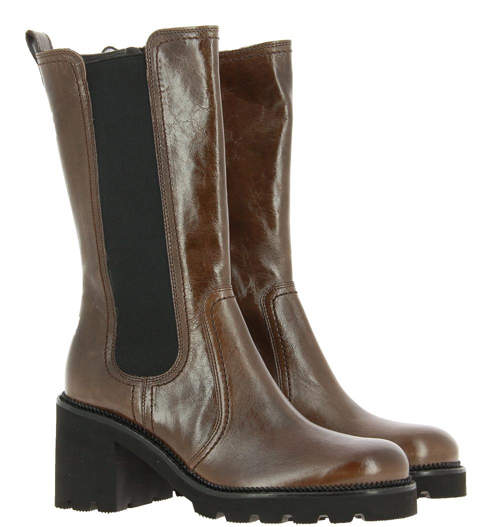 Paul Green ankle boots KUBA MUD