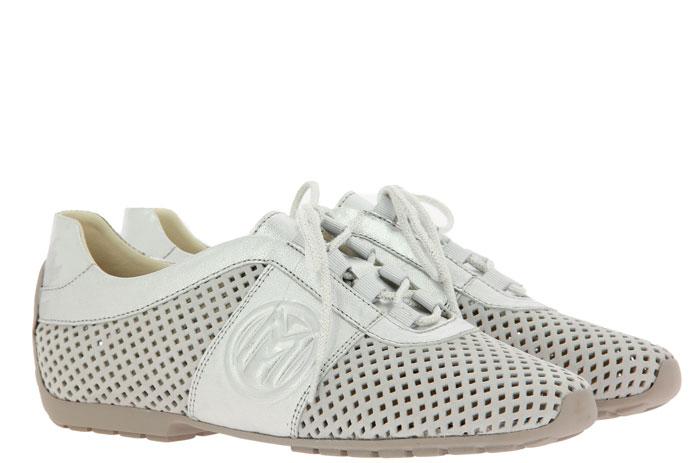 Mania Sneaker LINA 733 CAMOSCIO PERLA
