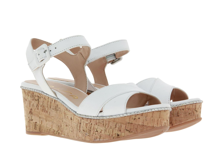 Unisa sandals KENTI WHITE