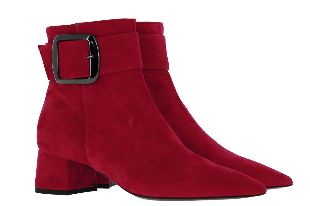 Prezioso Shoes ankle boots CAMOSCIO ROSSO