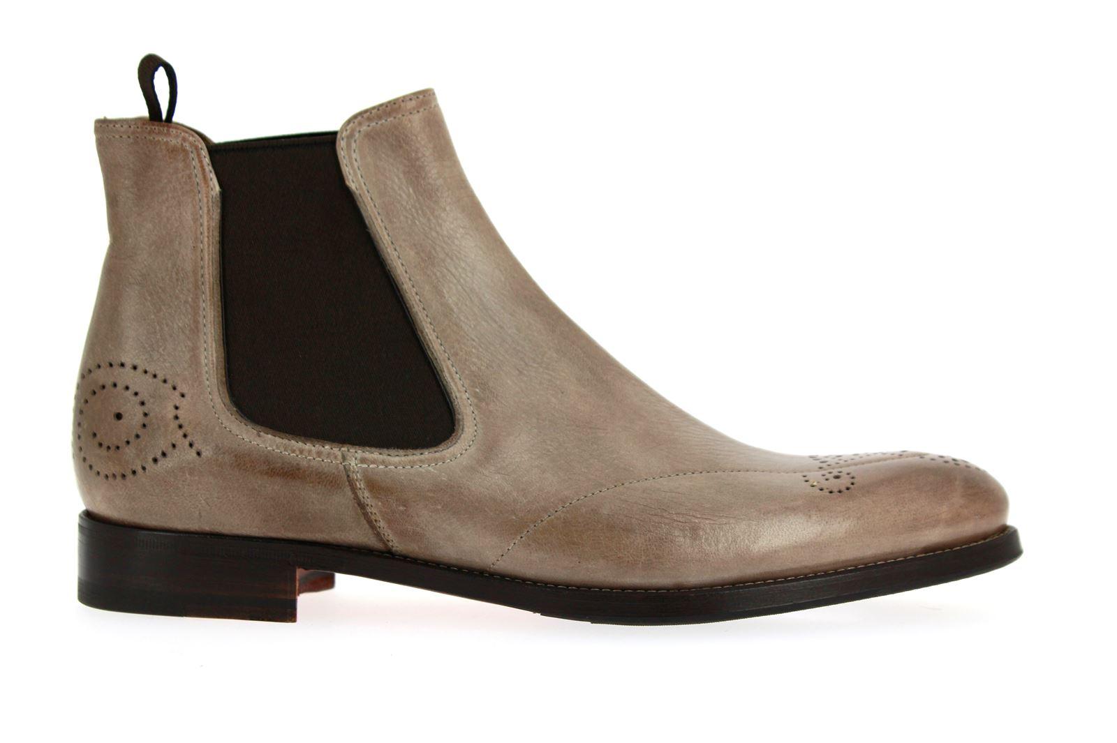 Benson's Chelsea boots ANGELA TORTORA