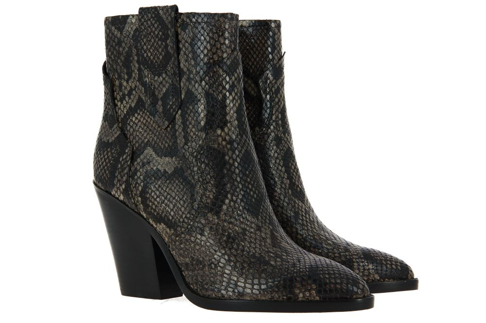 Ash boots ESQUIRE TAUPE PYTHON