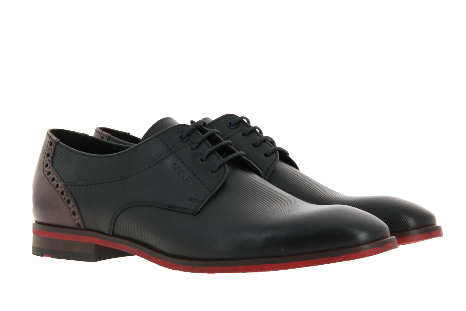 Lloyd lace-up HAMILTON GRANADA CALF SCHWARZ EBONY