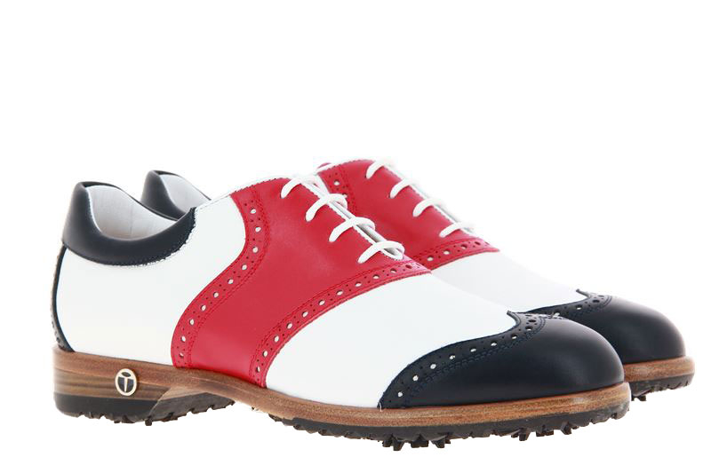 Tee Golf Shoes women - golf shoes SUSY BLU BIANCO ROSSO