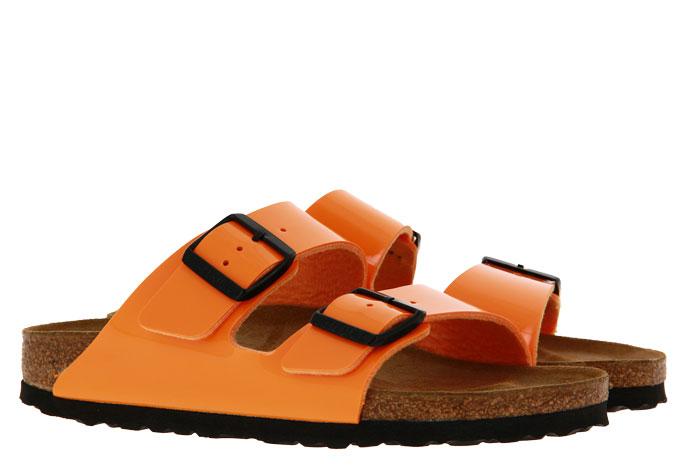 Birkenstock sandals ARIZONA SCHMAL BS MARYGOLD