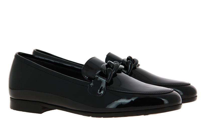Luca Grossi slipper CARRASCO VERNICE NERO