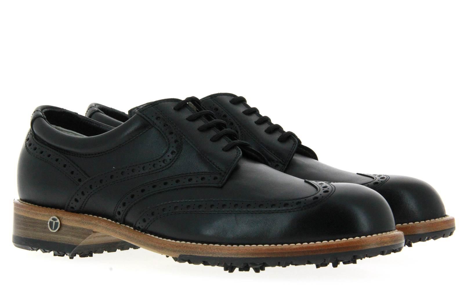 Tee Shoes golf shoe TOMMY VITELLO IDRO NERO