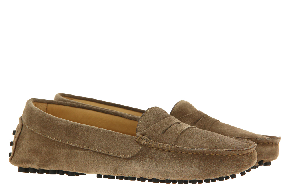 ScarpaRossa Slipper Gomma LEAF BROWN
