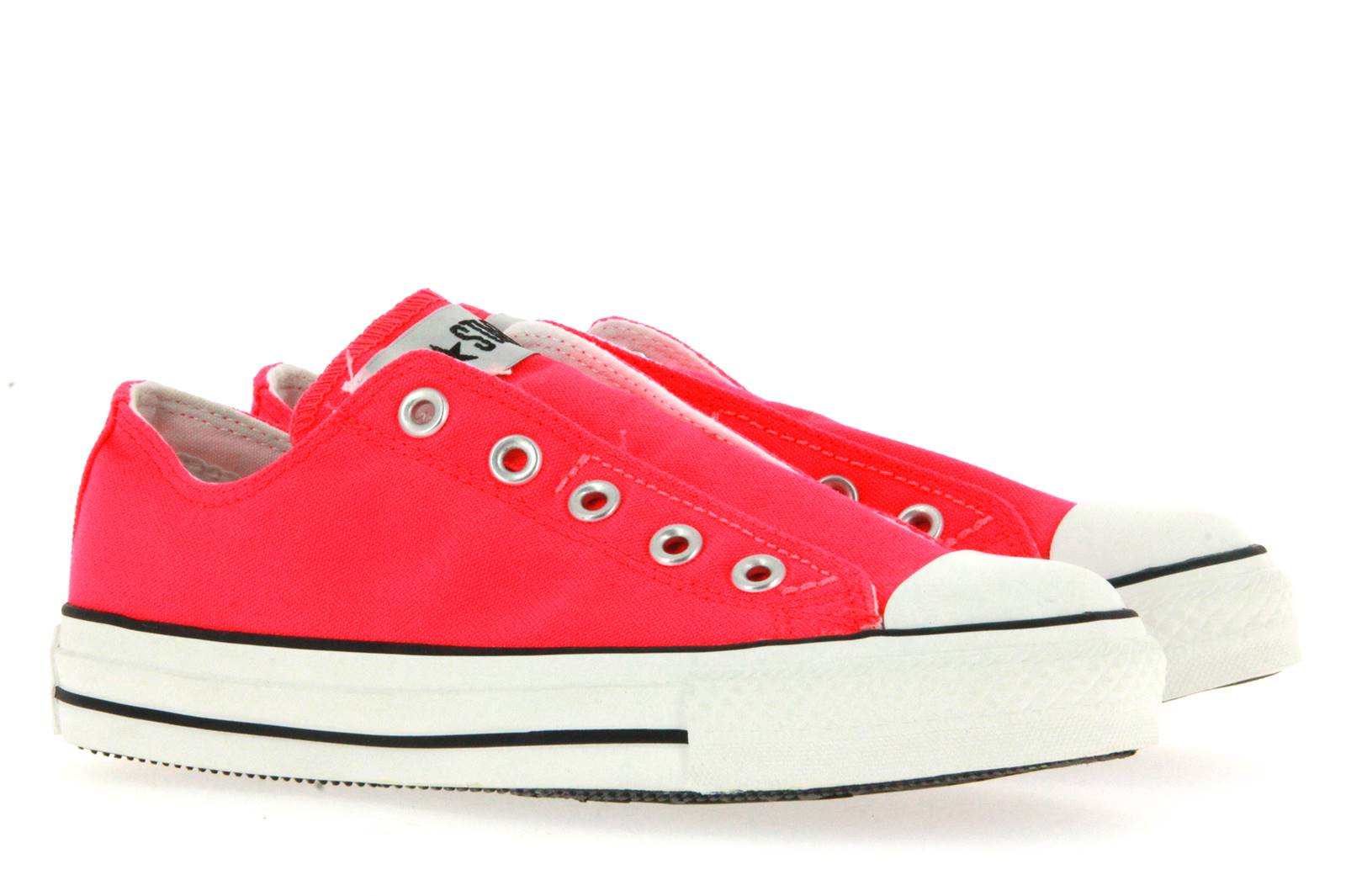 Converse ALL STAR slip-on NEON PINK