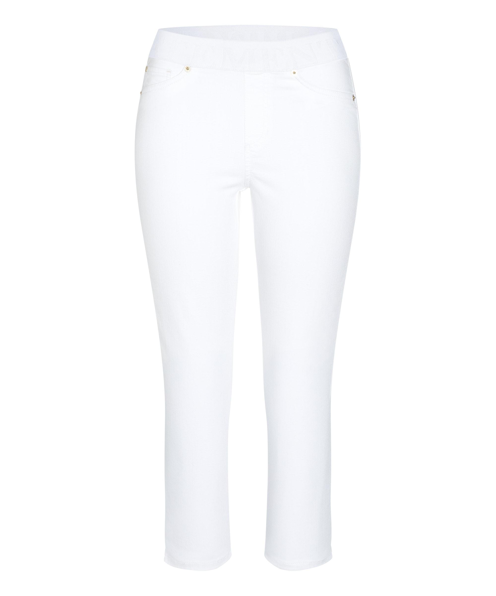 Cambio Jeans  Philia capri WHITE