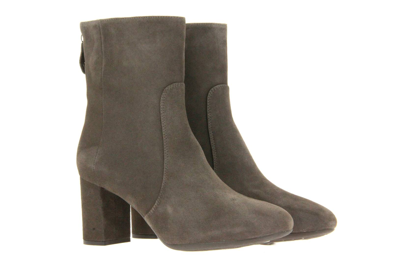 Unisa ankle boots MOREN GREIGE SUEDE