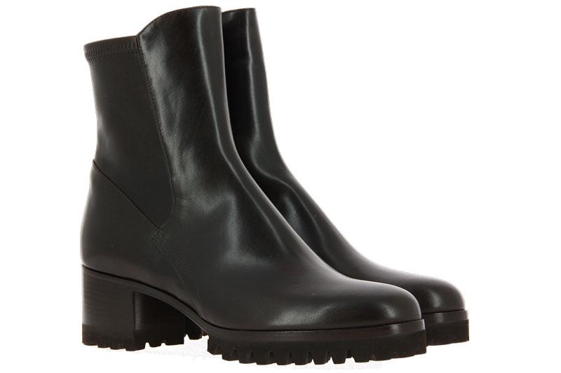 Truman´s ankle boots VITELLO STRETCH T.MORO