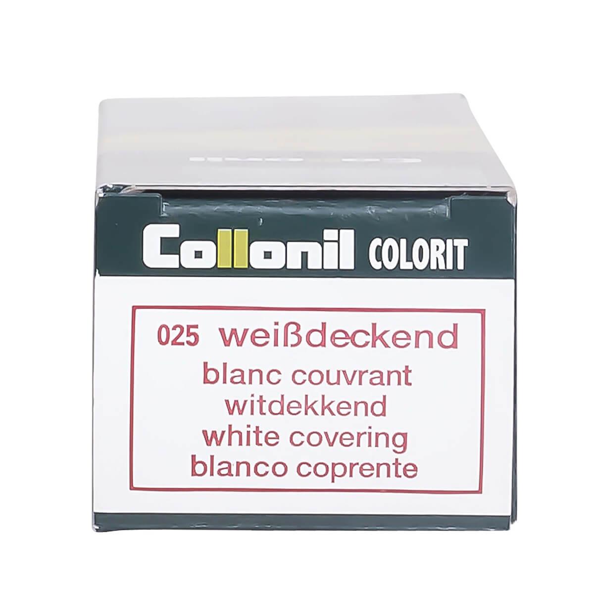 Collonil Creme COLORIT white