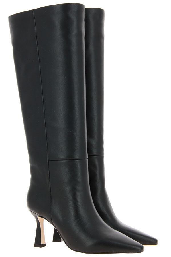 Lola Cruz boots NAPPA BLACK
