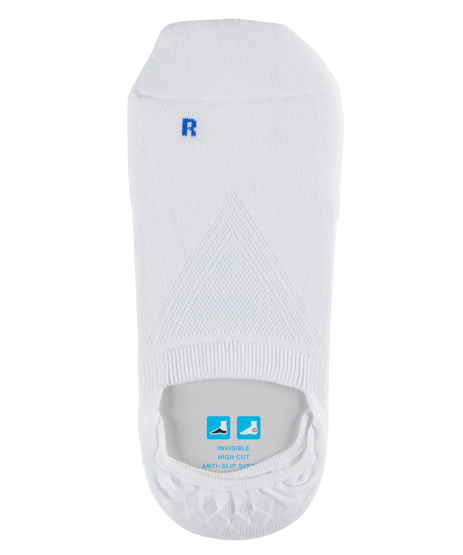 FALKE Cool Kick Unisex ankle socks WHITE