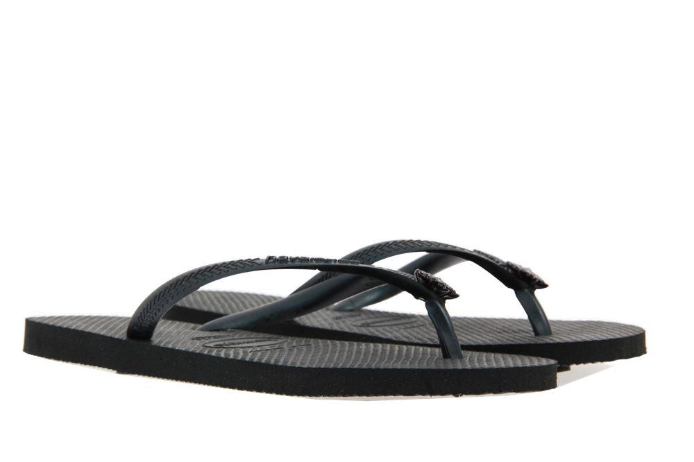 Havaianas toe sandals CRYSTAL POEM BLACK