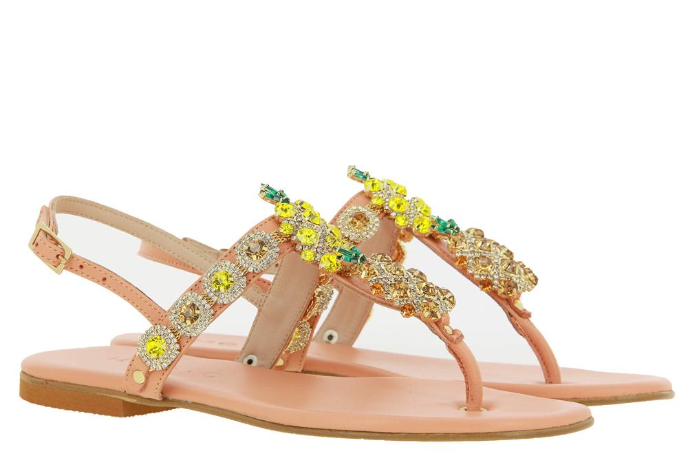 Mosaic thong sandals TAUPE