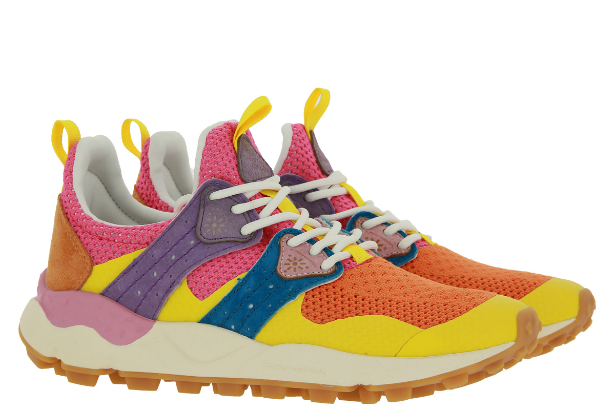 Flower Mountain Sneaker CORAX WOMAN MULTI