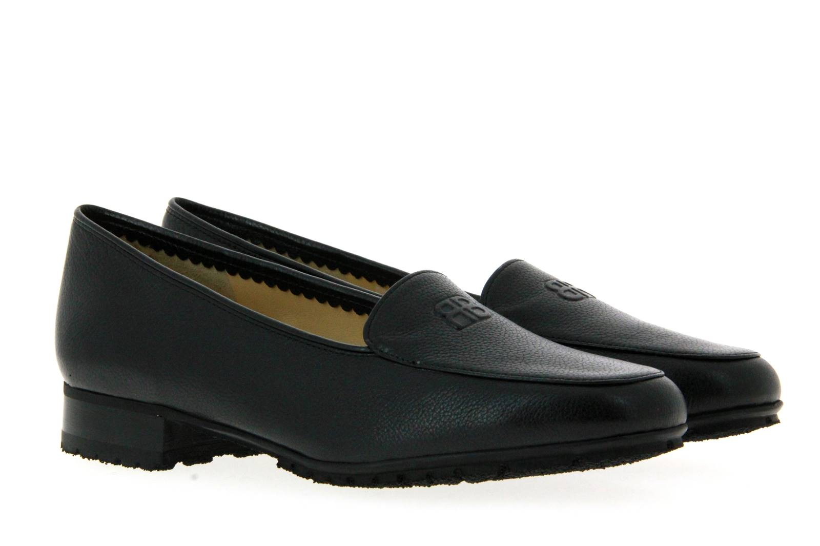 Brunate loafer STONE OXFORD NERO