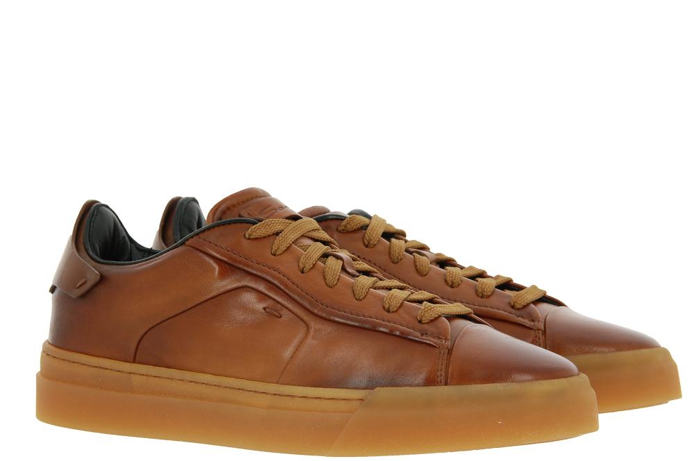 Santoni sneaker MBGT BROWN