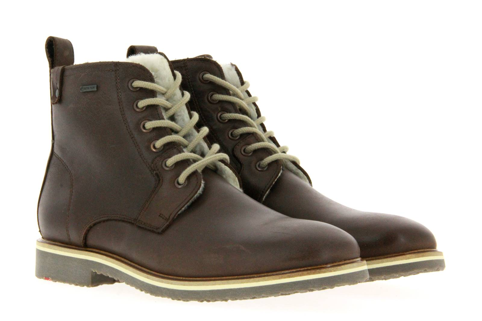 Lloyd ankle boots lined VINCE GIOVANNI HYDRO ESPRESSO