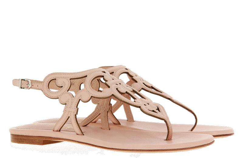 Unützer sandals MOUSSE CIPRIA