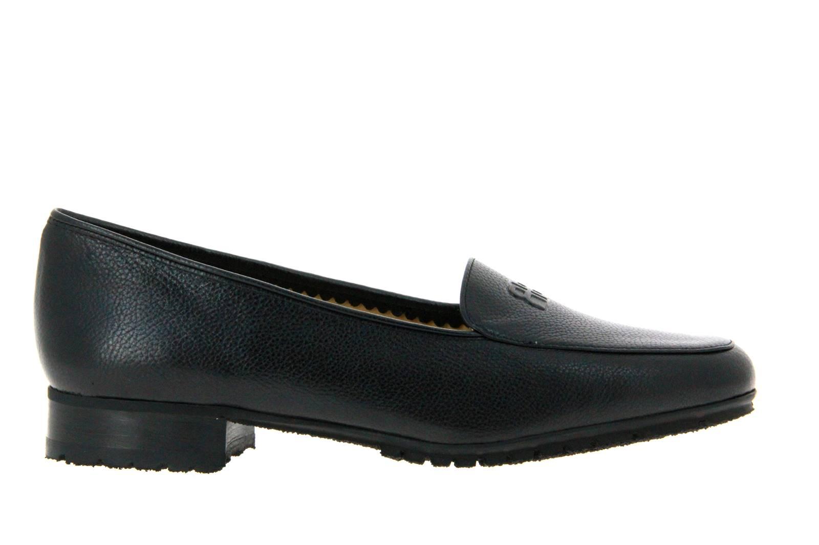 Brunate loafer STONE OXFORD NERO