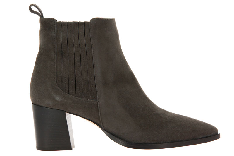Pomme D'Or ankle boots KARLIE CAMOSCIO IRISH GREY