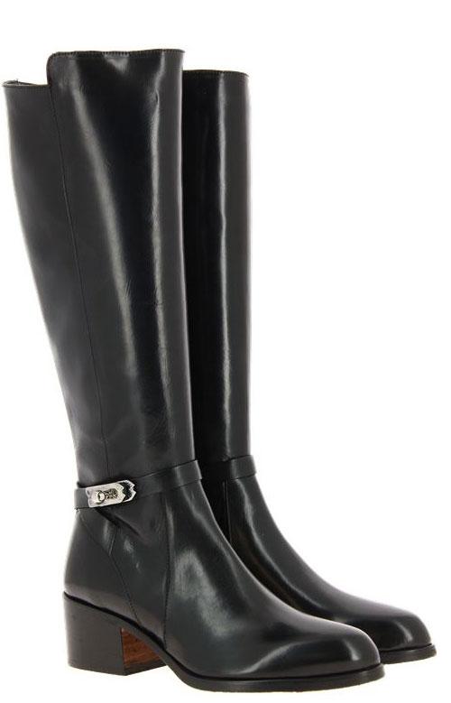 Calpierre boots LUX NERO