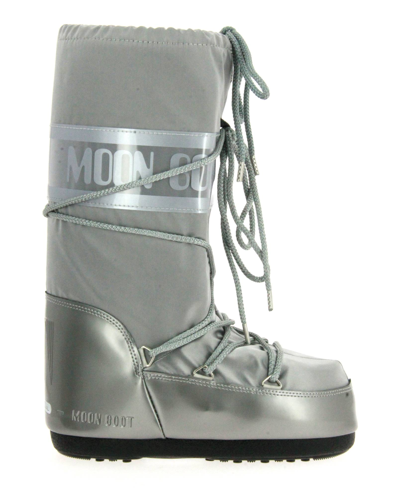 Moon Boot snow boots GLANCE SILVER