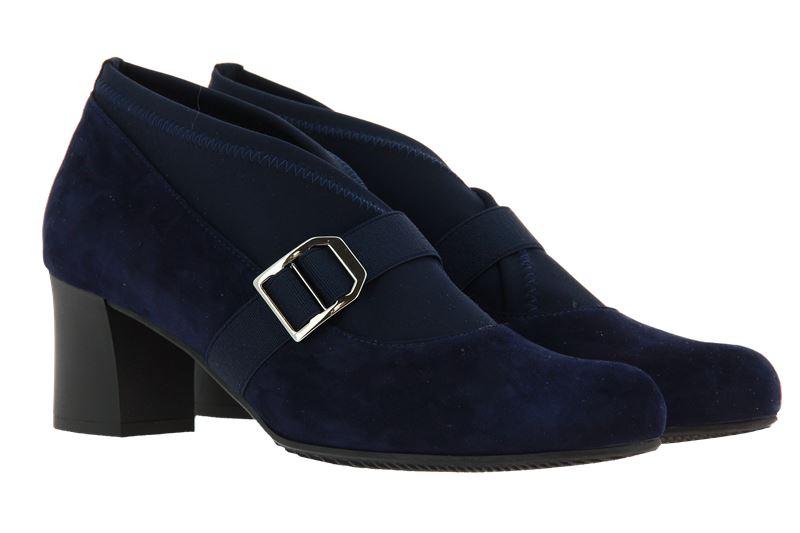 Brunate sneaker BIBA CAMOSCIO STEP BLU