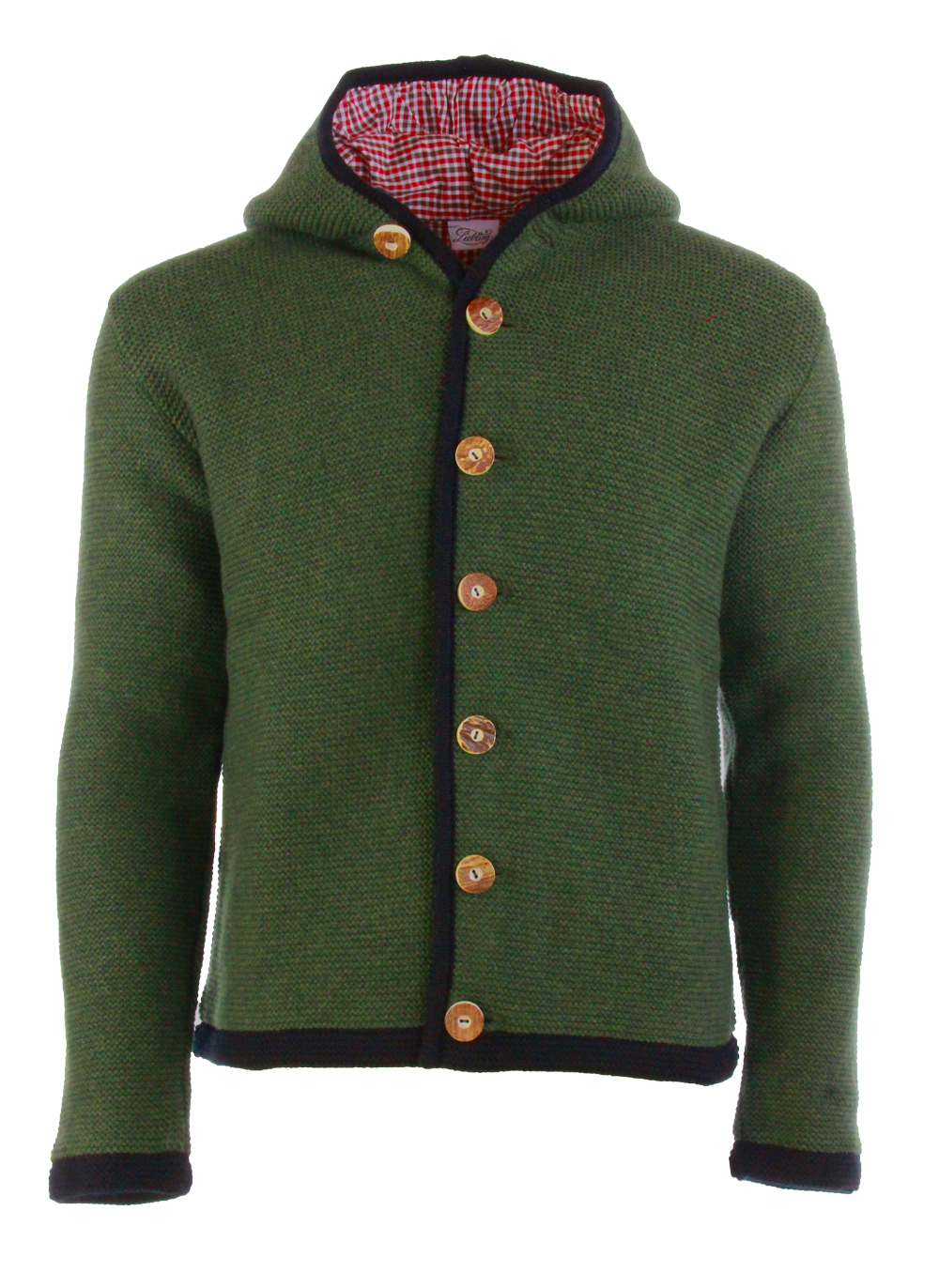 Liebling Tyrolean jacket THOMAS DELUXE GRÜN
