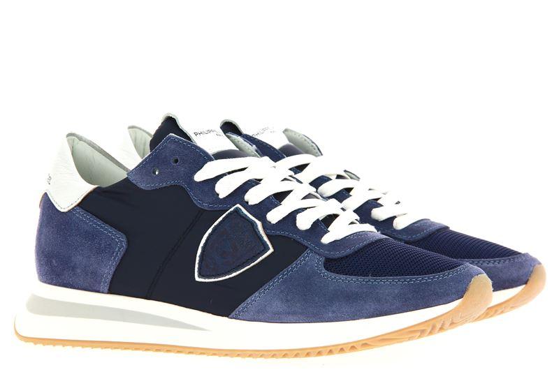 Philippe Model sneaker TROPEZ MONDIAL BLUE