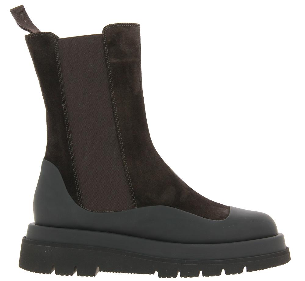 Truman's ankle boots STRETCH NAPPA BROWN NERO