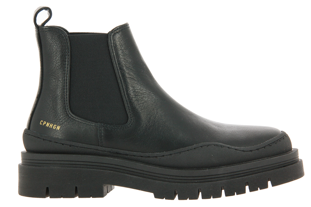 Copenhagen Studios ankle boots CPH735 VITELLO BLACK