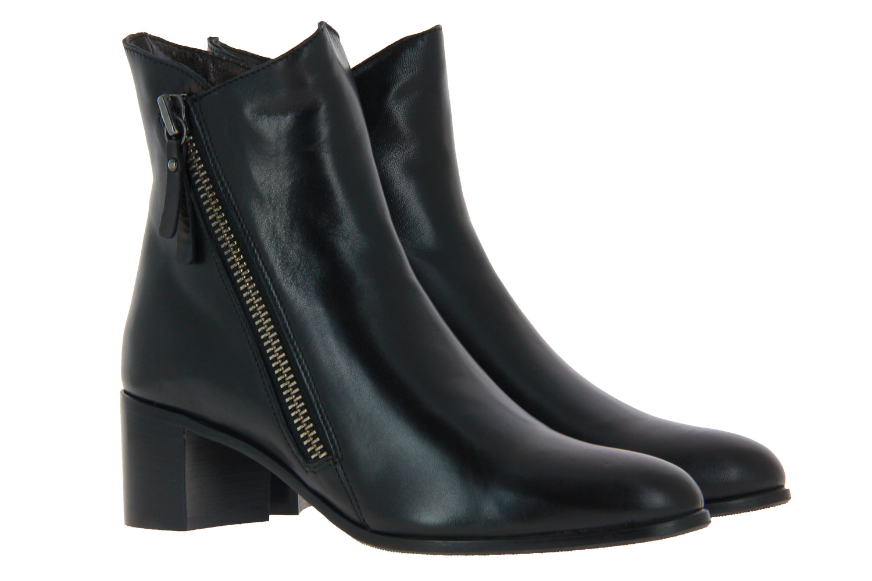 Blubella ankle boots lined NAPPA NERA