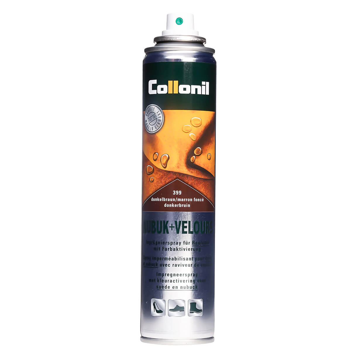 Collonil Spray NUBUK & VELOURS DUNKELBRAUN