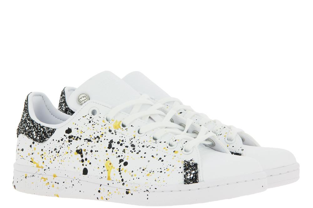 Adidas Stan Smith sneaker by BallodaSola WHITE ART. 93