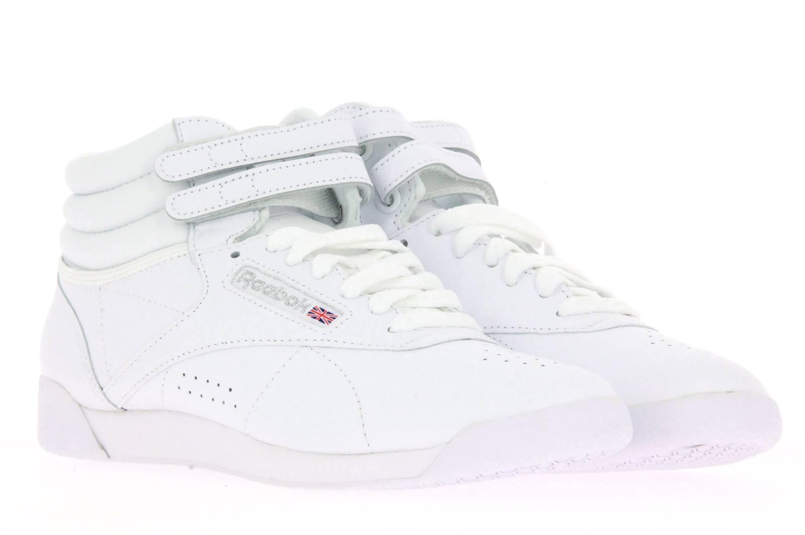 Reebok sneaker CLASSIC WHITE SILVER