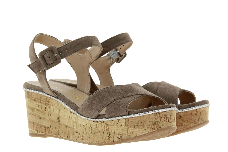 Unisa wedge sandals KENTI FUNGHI