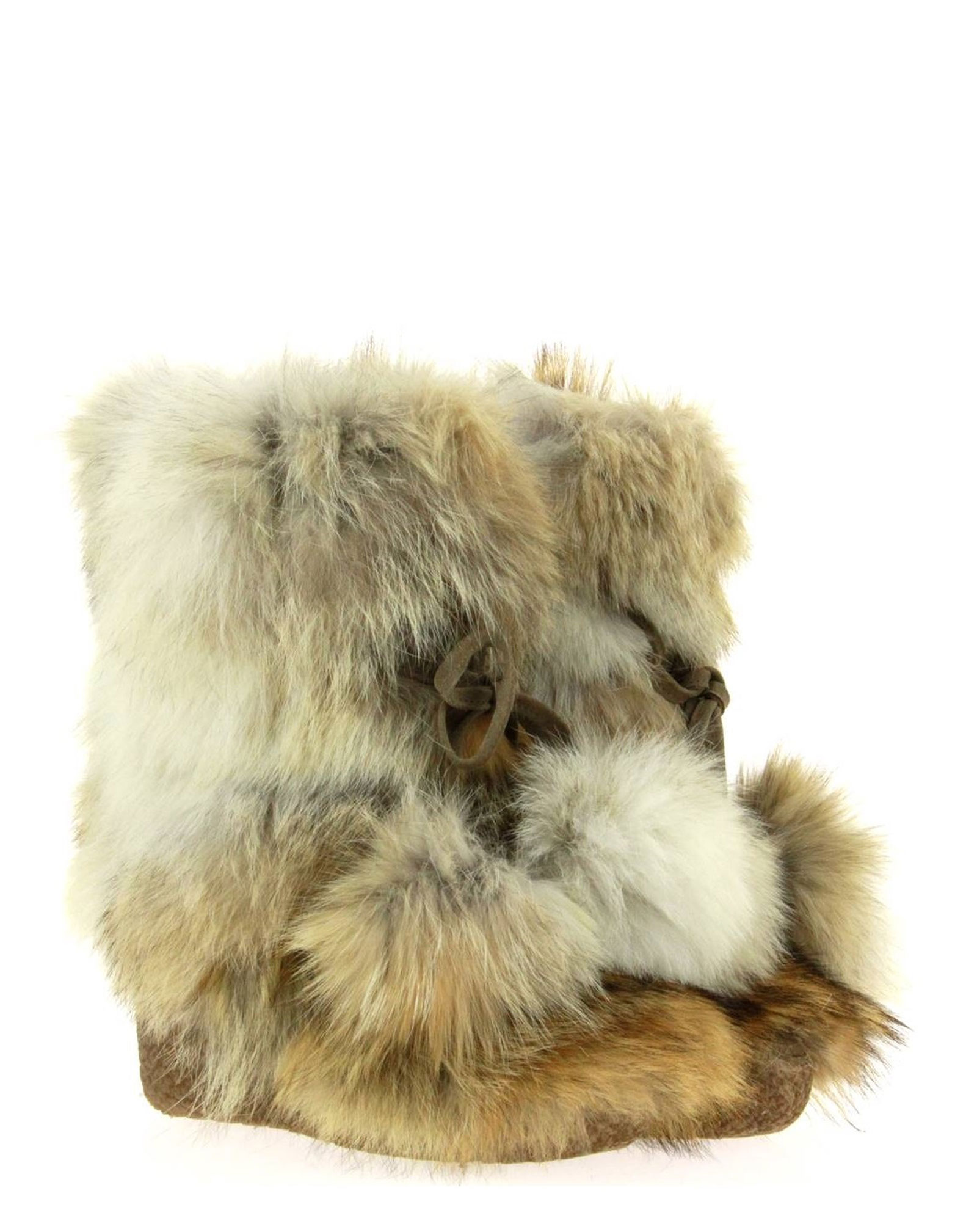 Diavolezza fur boots FLORENCE FOX