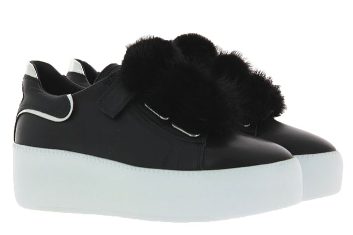 Just Another Copy sneaker CANDY BLACK