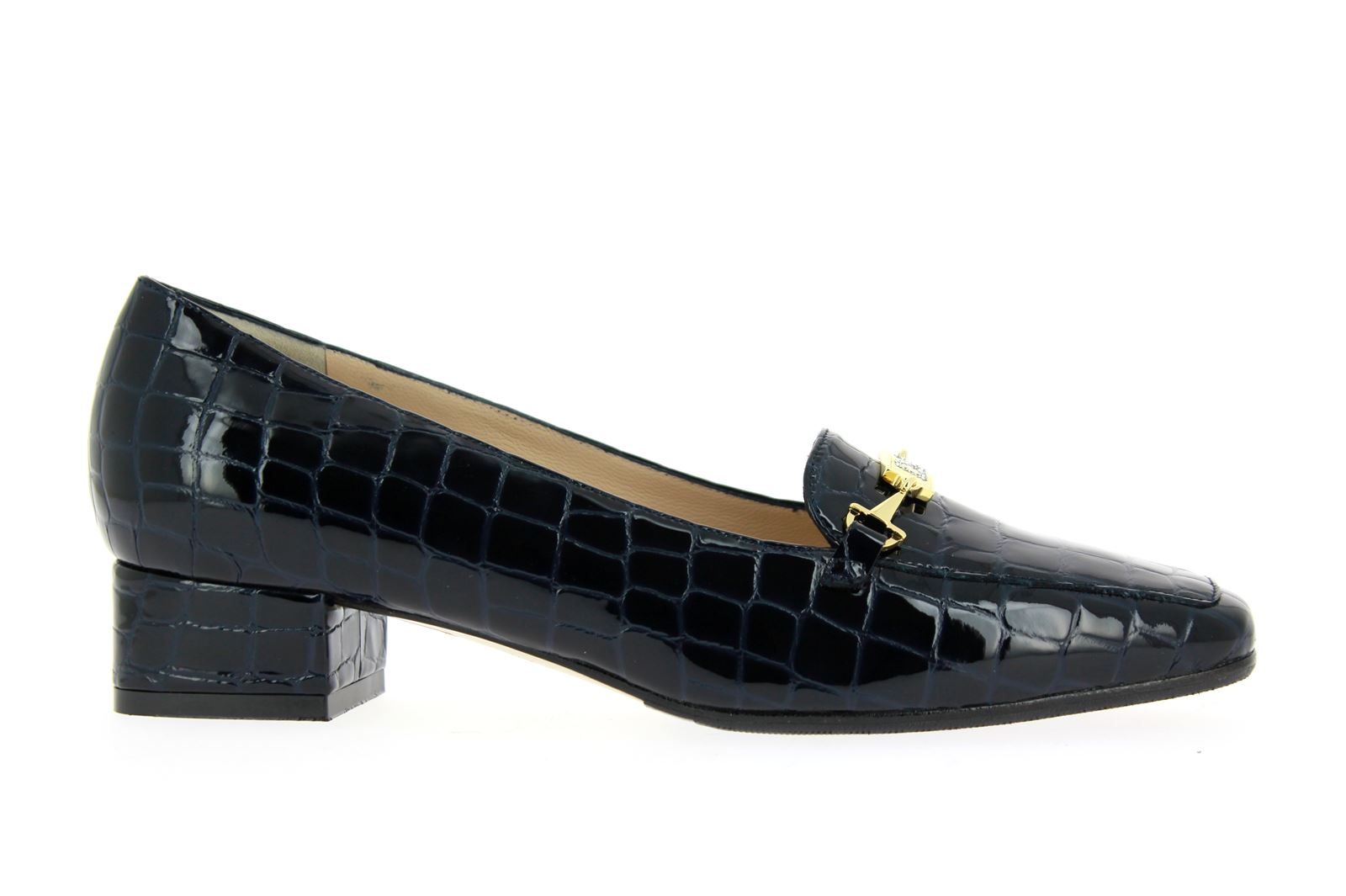 Donna Laura Loafer COCCO BLU