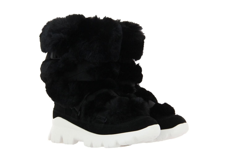 UGG Australia boots lined MISTY BLACK