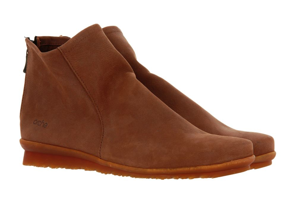Arche ankle boots BARYKY WOODY HAVANE