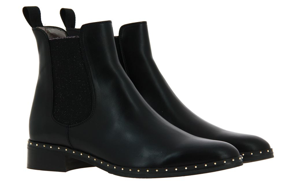Pertini Chelsea boot FLAVIA BLACK